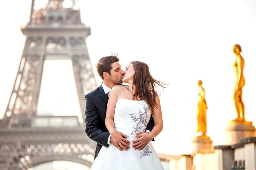 Buchungsanfragen für ein Fotoshooting in Paris können gerne über ...