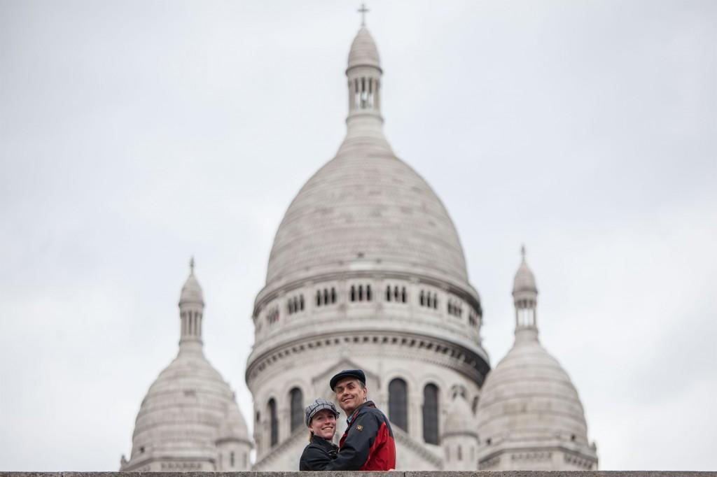 montmartre-Sacre Coeur-shooting-paar