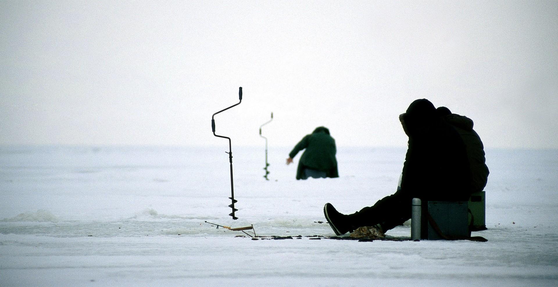 Reportage Eisfischer