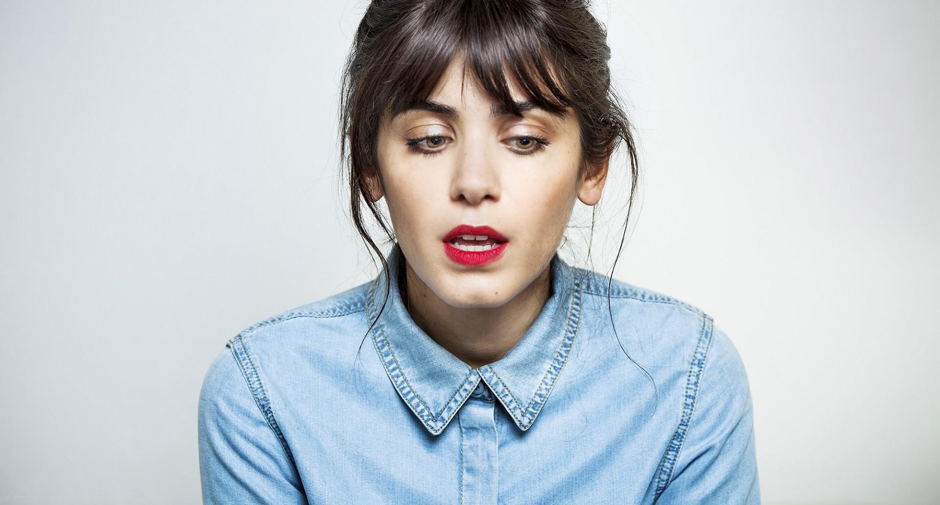 Star Portrait Modeshooting mit Katie Melua