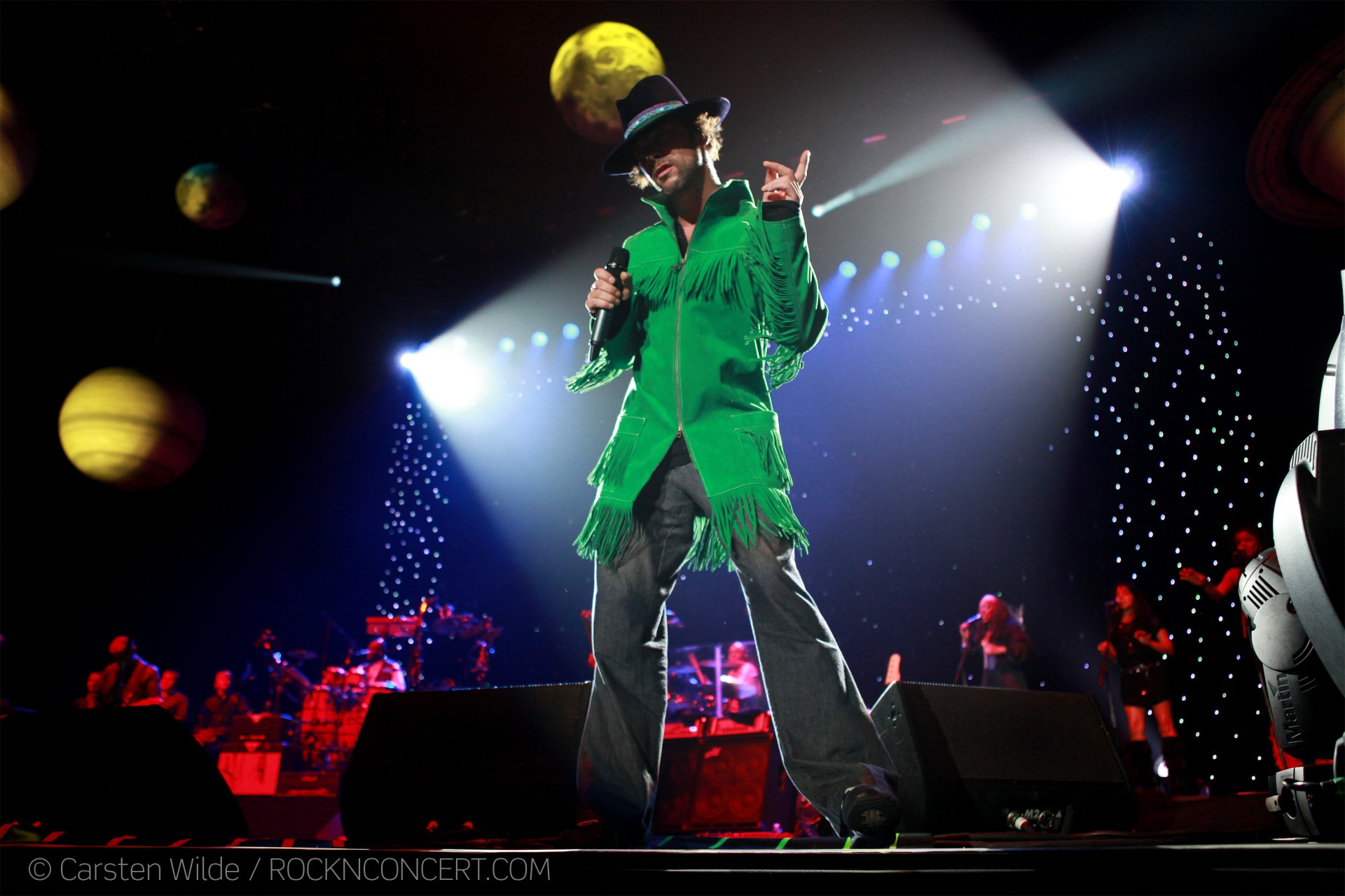 Jamiroquai - Konzert in Paris