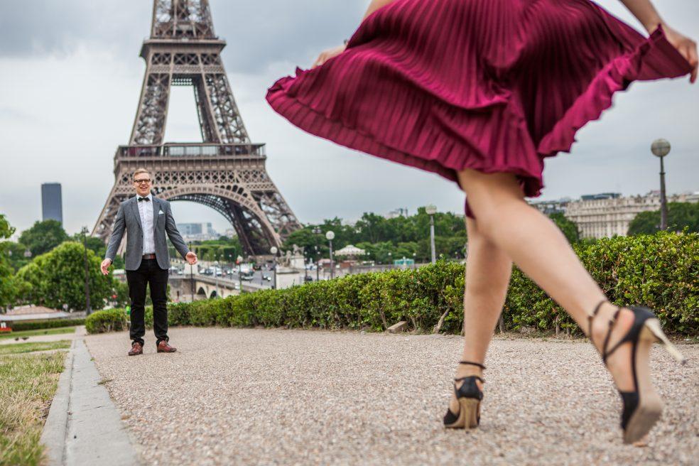 Fotograf in Paris bietet Fotoshooting
