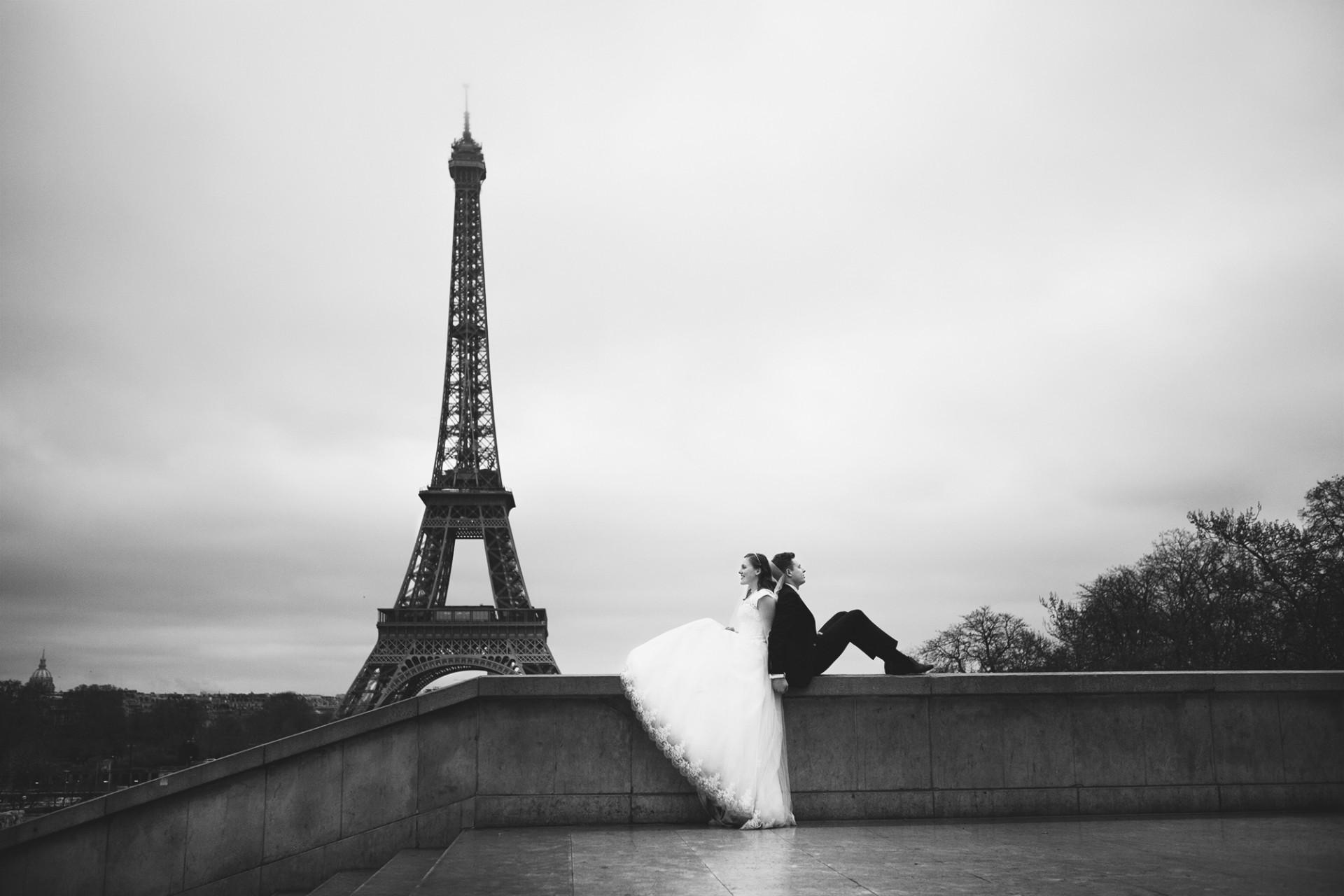 hochzeitsfotograf paris am eiffelturm