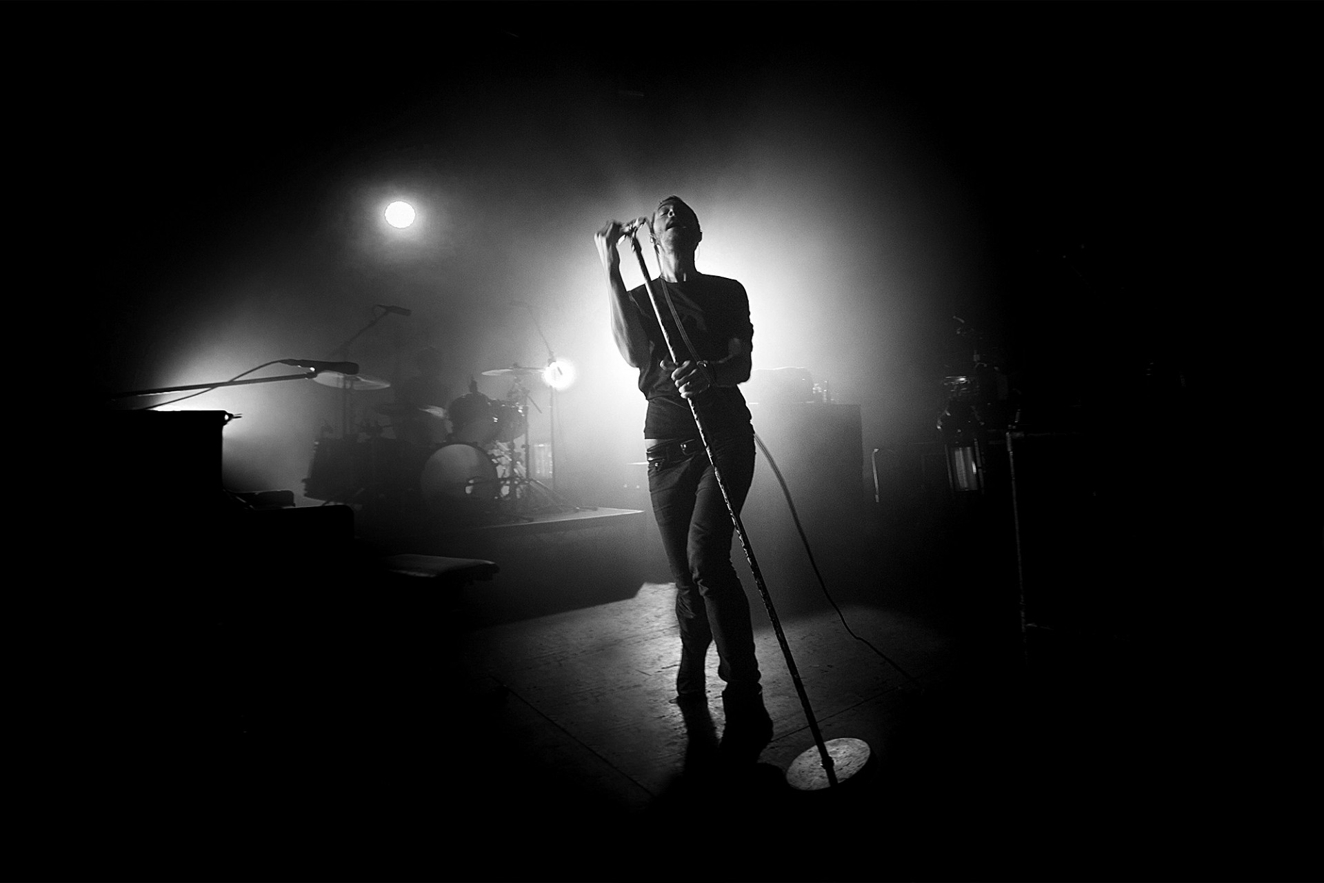 Editors - Konzertfoto in Paris
