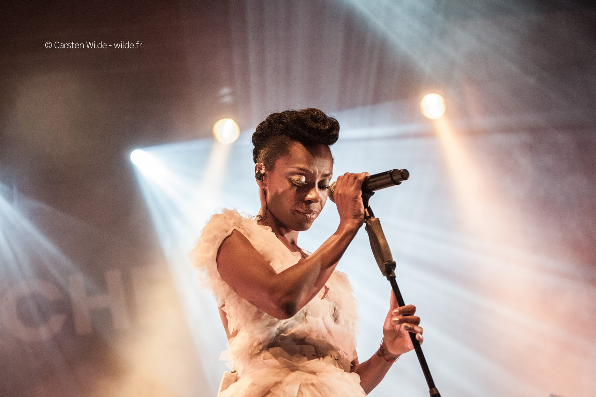 Morcheeba in Paris