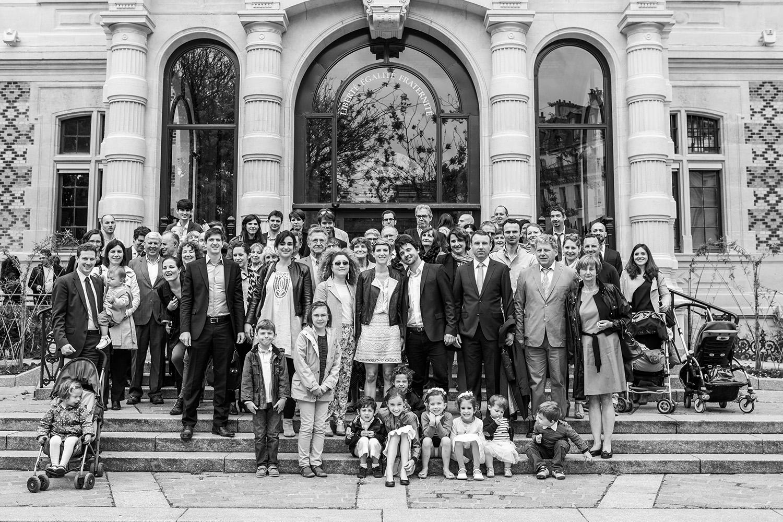 Gruppenbilder Hochzeitsfotograf Standesamt