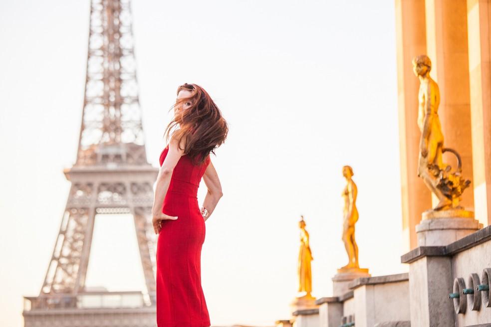 Modefotograf in Paris