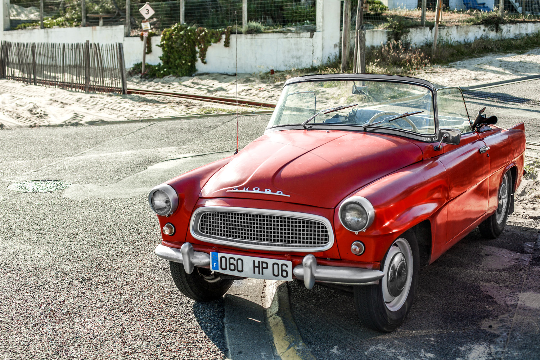 Skoda Felicia Cabriolet photographer carsten wilde
