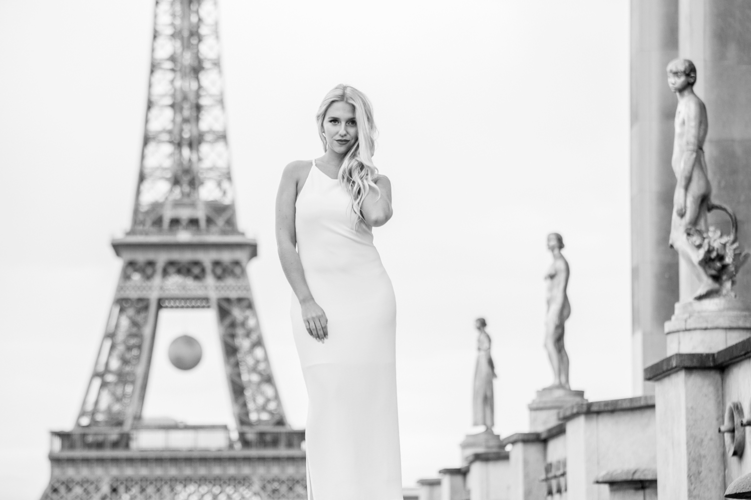 model fotoshooting paris