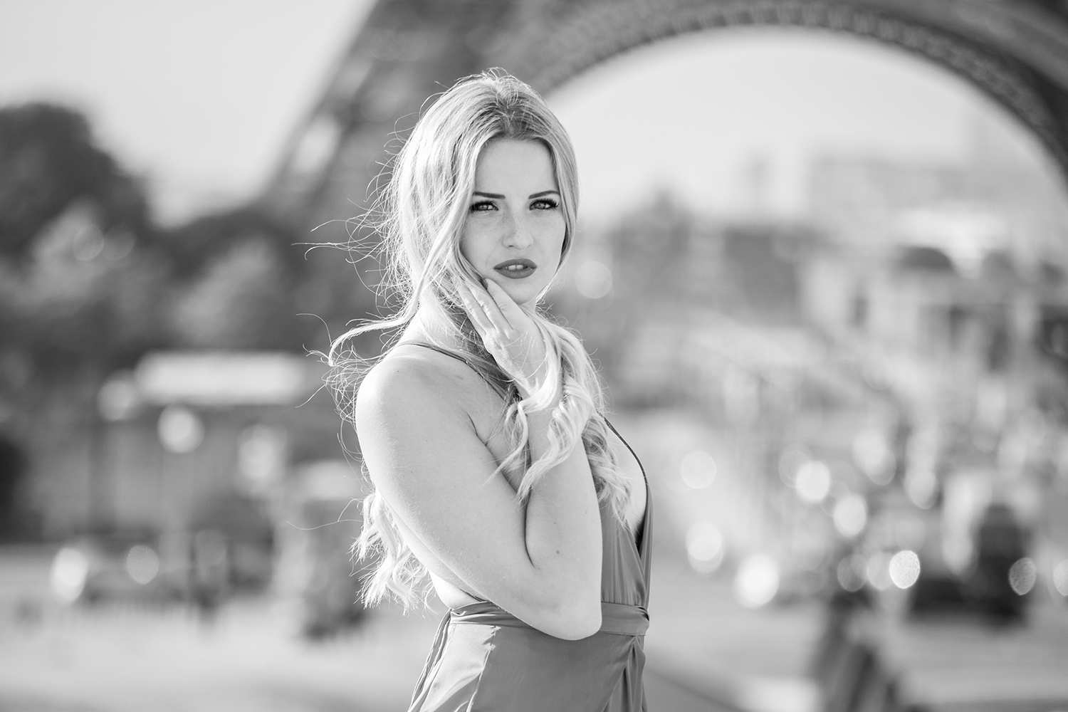 paris fotoshooting portrait