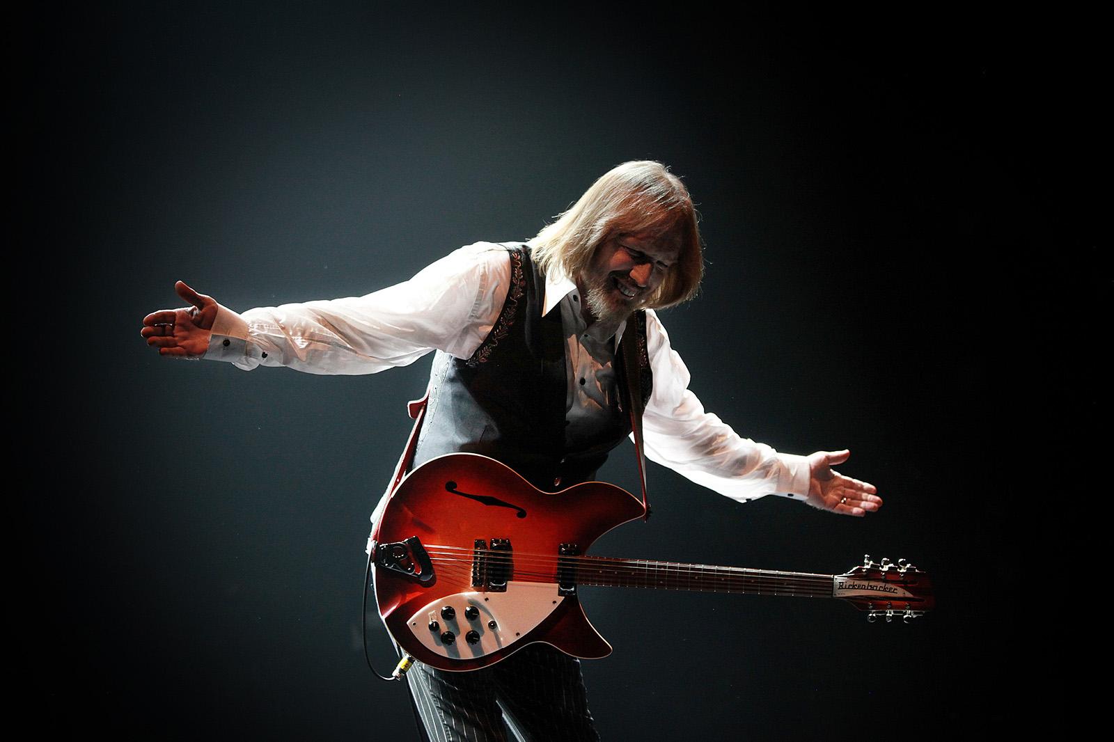 Tom Petty - letzte Konzert